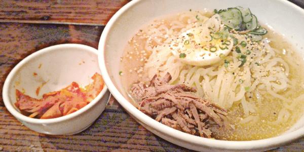 ちるりの冷麺