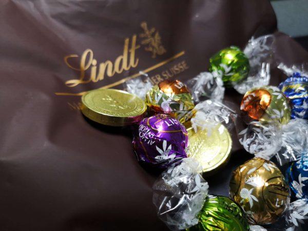リンツ(Lindt)のリンドール各種