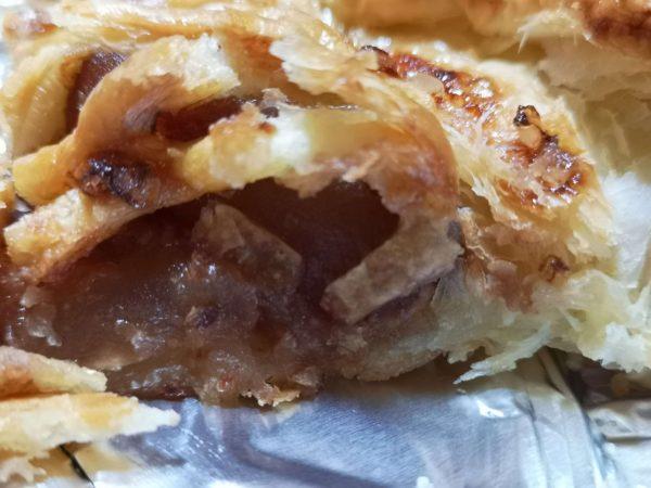 Puzo(プーゾ)あっぷるタウン店のアップルパイ