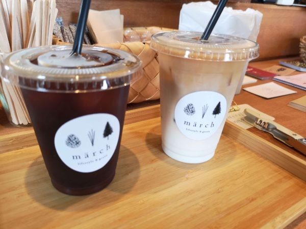 märchのコーヒー